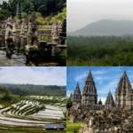 Самые красивые места Индонезии