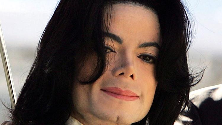 Белый Майкл Джексон