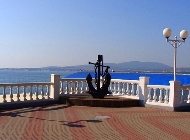 Памятник Якорю