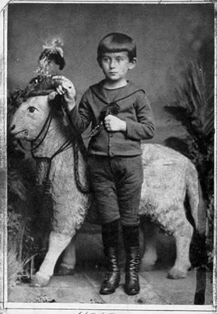 Кафка в детстве