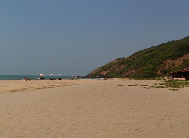 Калача (Kalacha Beach)