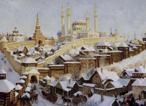 Казань в древности