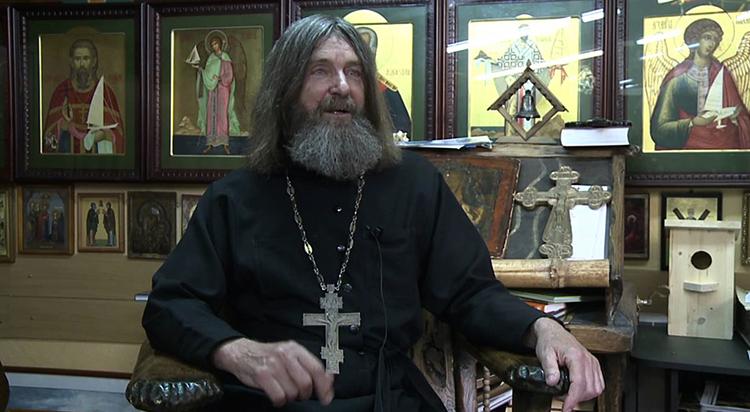 Конюхов священник