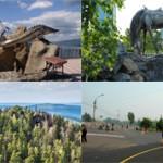 10 самых красивых места Красноярска