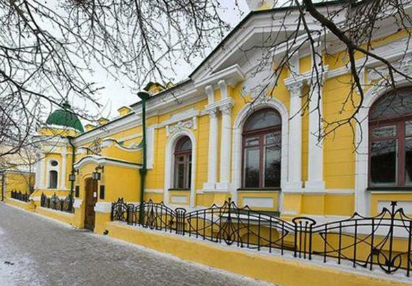 Художественный музей имени художника Василия Сурикова