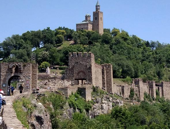 Крепость Царевец, г. Велико-Тырново