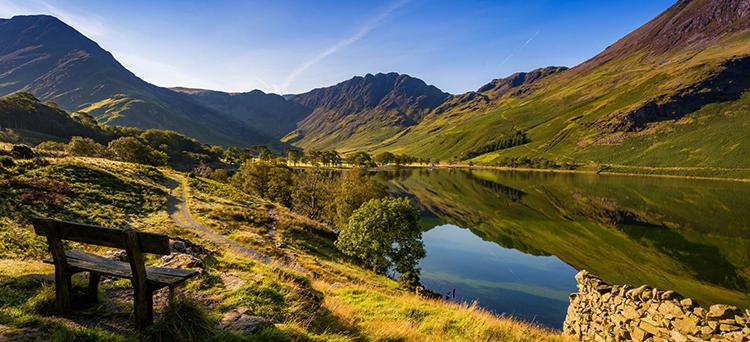 Озерный край, Великобритания