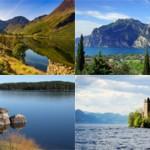 Самые красивые озера, расположенные в Европе