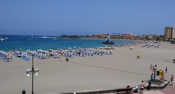 Де лас Вистас / Playa De Las Vistas
