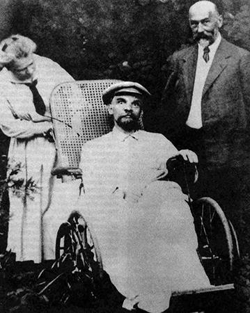 Ленин перед смертью