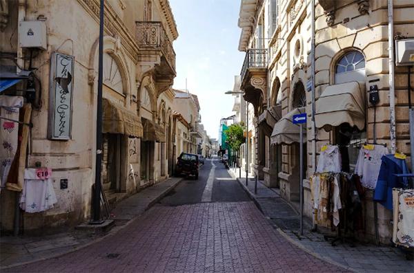 Исторический центр города Лимассол