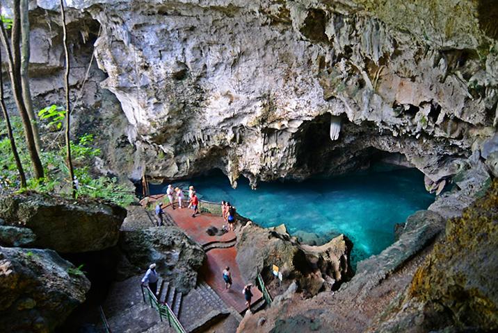 Пещера Лос-трес-Охос