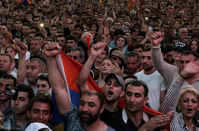 Люди в Армении