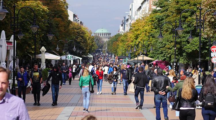 Люди в Болгарии