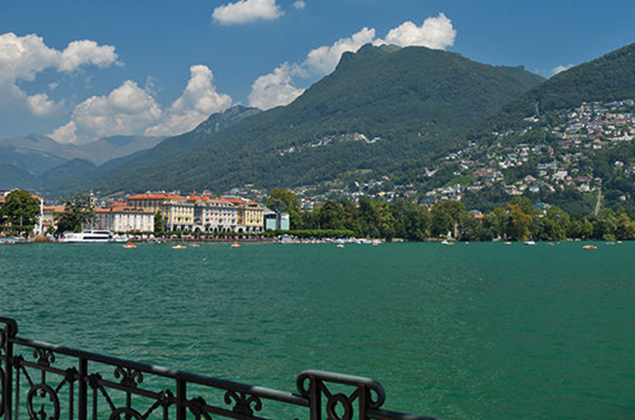Озеро Лугано (Lugano)