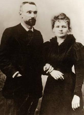 Мария с мужем