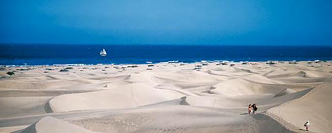 Плайя де Маспаломас (Playa de Maspalomas)