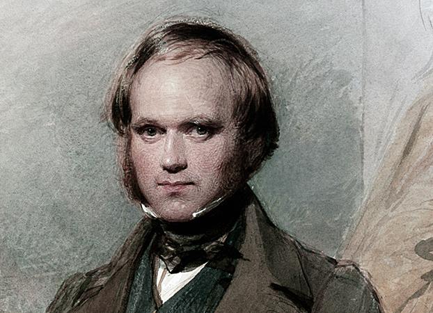 Молодой Дарвин