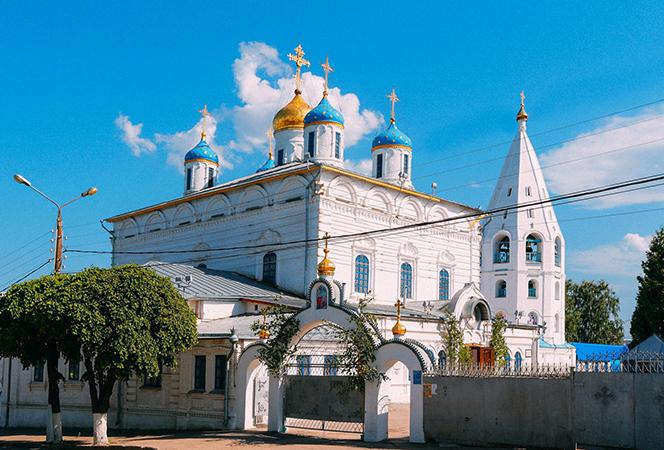 Введенский кафедральный собор
