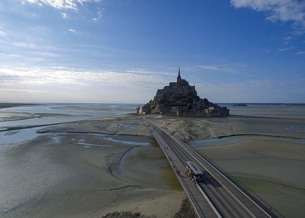 Мон Сен-Мишель (Mont Saint Michel)