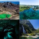 Самые красивые места Новой Зеландии