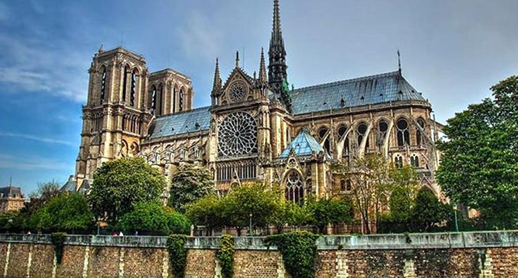 Собор Нотр-Дам (Notre Dame de Paris)