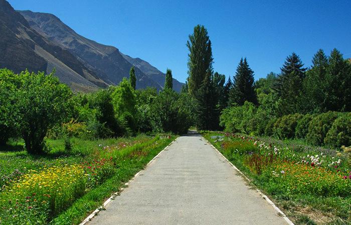 Памирский ботанический сад