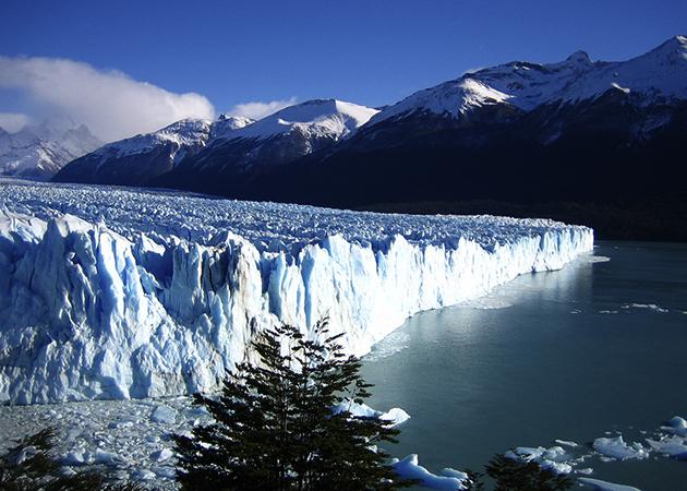 Патагонский ледник Перито-Морено