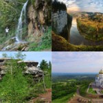 5 самых красивых мест Пермского края