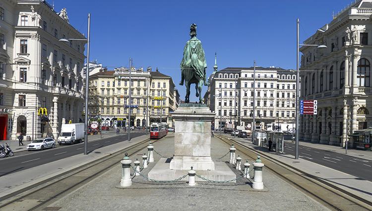 Площадь Шварценбергплац