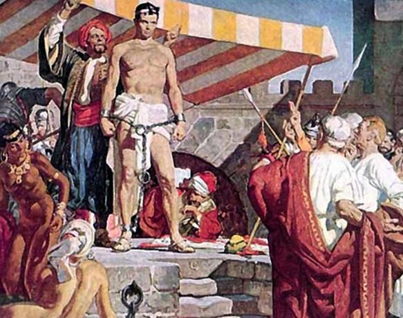 Раб Спартак