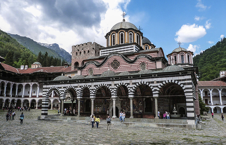 Рильский монастырь, г. София