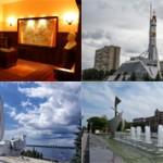 Самые красивые места города Самара