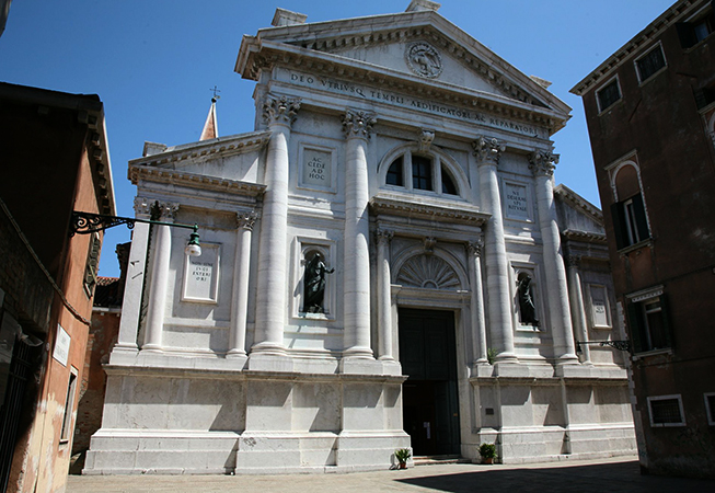 Сан Франческо делла Винья (San Francesco della Vigna)