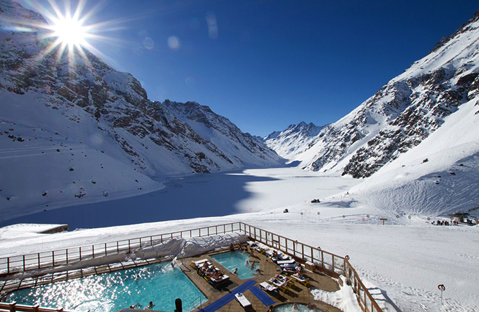 Горнолыжный курорт Ski Portillo