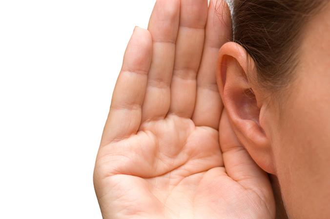 Слух человека