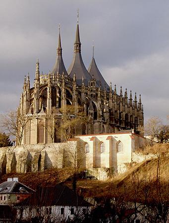 Собор Святой Варвары, г. Кутна-Гора