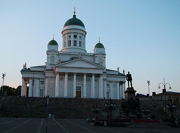 Собор Святого Николая, г. Хельсинки