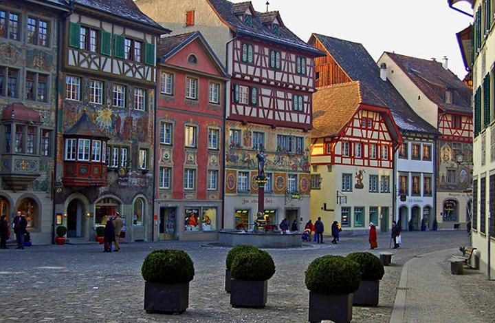Штайн ам Райн (Stein am Rhein)