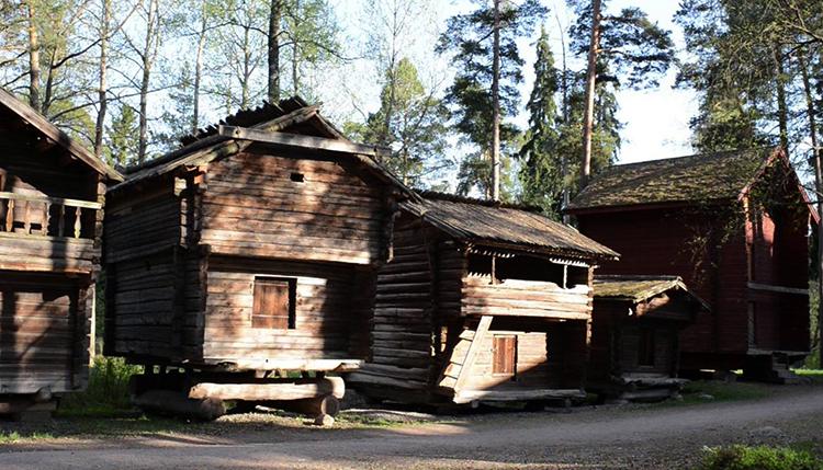 Музей под открытым небом Сеурасаари, г. Хельсинки
