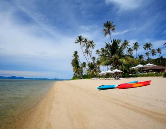 Бухта Талинг Нгам (Taling Ngam Bay)