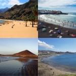 Самые красивые пляжи острова Тенерифе