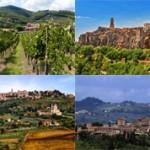 Самые красивые места Тосканы