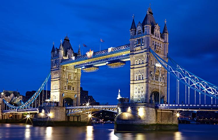 Тауэр (Tower Bridge)