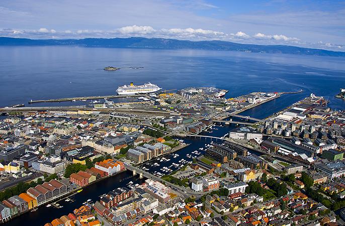 Трондхейм (Норвегия)