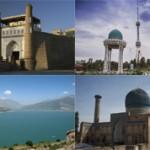 Самые красивые места Узбекистана