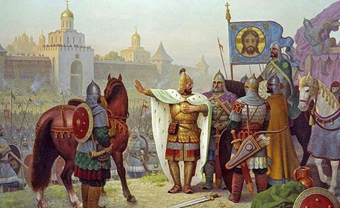 Великий Юрий Долгорукий