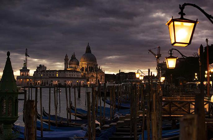 Венецианский Призрачный Тур