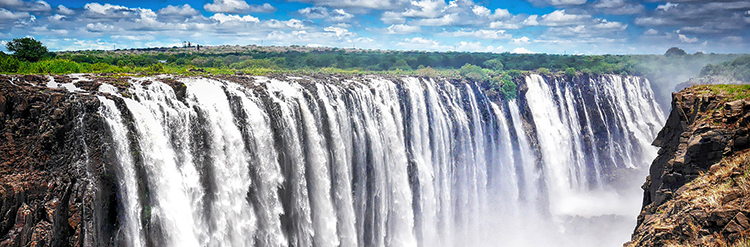 Водопад Виктория, Южная Африка