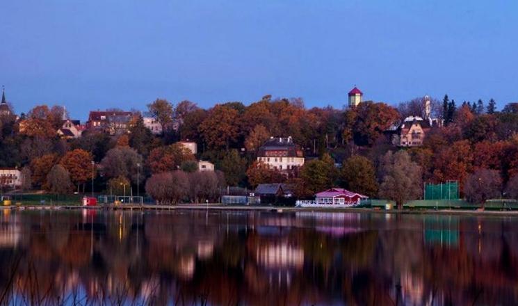 Вильянди (Viljandi)